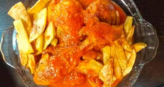 طرز تهیه خورش مرغ لذیذ