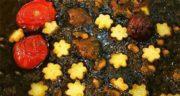 طرز تهیه خورش تره کردی خوشمزه کردستان با گوشت و مرغ