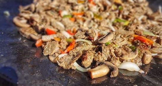 طرز تهیه کباب ترکی , دستور پخت کباب ترکی مرغ و گوشت تابه ای , دونر کباب , kabab torki , fhf jv d