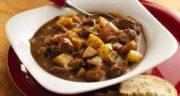 طرز تهیه خورش سیب گلاب خوشمزه و مجلسی با گوشت و مرغ