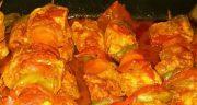 طرز تهیه کباب حسینی مجلسی و خوشمزه مخلوط با گوشت و مرغ