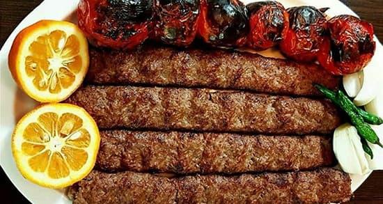 طرز تهیه کباب کوبیده , کباب کوبیده , kabab koobideh