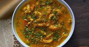 طرز تهیه خورش پرتقال خوشمزه و مجلسی اصل شمالی با گوشت مرغ