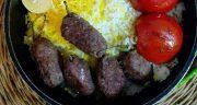طرز تهیه کباب فلفلی مخصوص خوشمزه و مجلسی با گوشت چرخ کرده