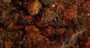 طرز تهیه خورش آلو و اسفناج خوشمزه و مجلسی با گوشت و مرغ