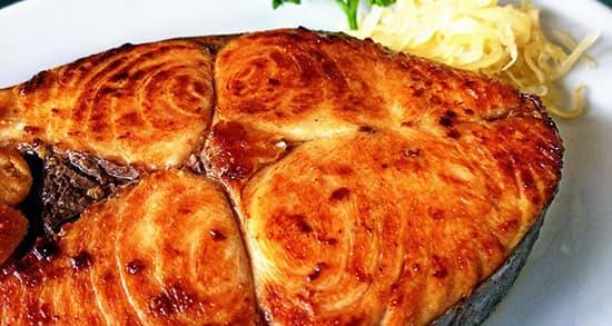 طرز تهیه کباب ماهی شیر خوشمزه و مجلسی با روش ذغالی و تابه ای