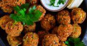 طرز تهیه فلافل ساندویچی خانگی ساده و خوشمزه به سبک اهواز و آبادان