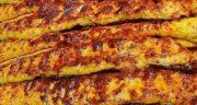 طرز تهیه کباب کوبیده مرغ رستورانی خوشمزه با روش ذغالی و تابه ای
