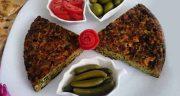 طرز تهیه کوکو لوبیا سبز فوری خوشمزه و مجلسی به روش تبریزی