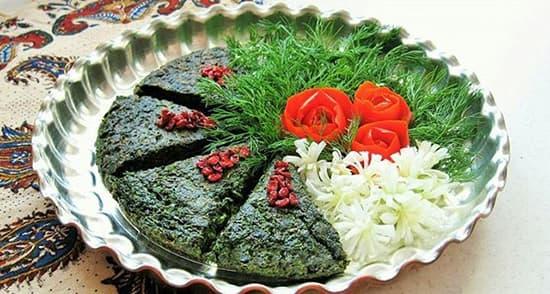 طرز تهیه کوکو سبزی , کوکو سبزی , کوکوی سبزی , kookoo sabzi