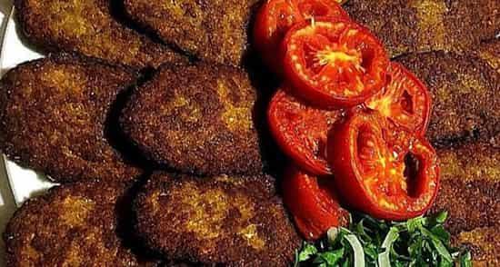 طرز تهیه شامی کباب کتلت گوشت خوشمزه و مجلسی خانگی