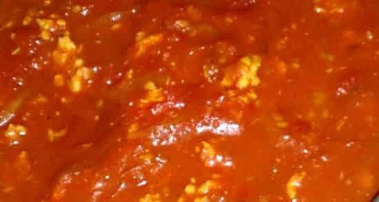 طرز تهیه خورش گوجه فرنگی اصل شمالی خوشمزه و مجلسی