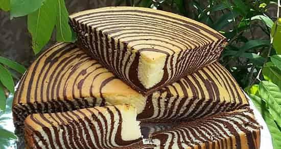 طرز تهیه کیک زبرا , کیک زبرا بدون فر , ;d; cfvh , cake zebra