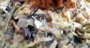 طرز تهیه سالاد اندونزی خوشمزه و مجلسی اصل اندونزیایی با کشمش