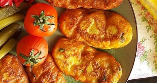 طرز تهیه کوکو سیب زمینی , کوکو سیب زمینی آبپز , کوکوی سیب زمینی , kookoo sibzamini