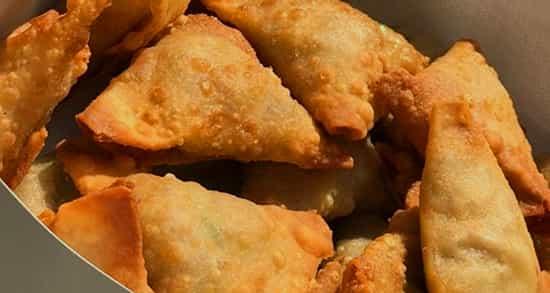 طرز تهیه سمبوسه , سمبوسه گوشت و سیب زمینی , سمبوسه جنوبی , sambuoseh , slf,si