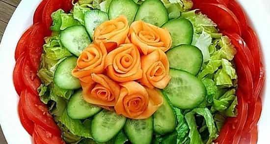 طرز تهیه سالاد فصل , سالاد فصل پاییزی و زمستانی , سالاد فصل با رب گوجه , salad fasl , shghn twg