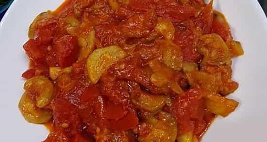 طرز تهیه یتیمچه بادمجان و گوجه فرنگی خوشمزه و مجلسی آذربایجان