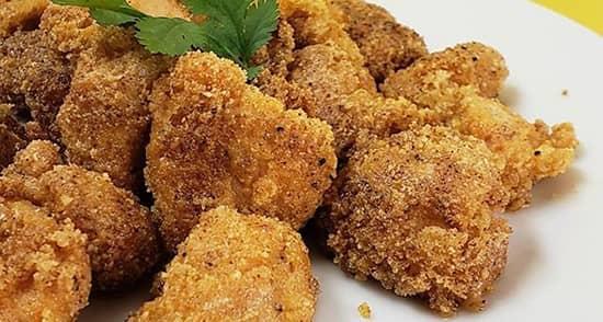 طرز تهیه مرغ سوخاری خوشمزه و پفکی رستورانی مثل بیرون