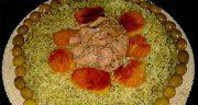 طرز تهیه شوید پلو با تن ماهی خوشمزه و مجلسی به صورت فوری