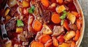 طرز تهیه تاس کباب ساده خوشمزه و مجلسی با گوشت و مرغ