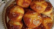 طرز تهیه کیک یزدی زعفرانی خانگی خوشمزه اصل یزد با شیر