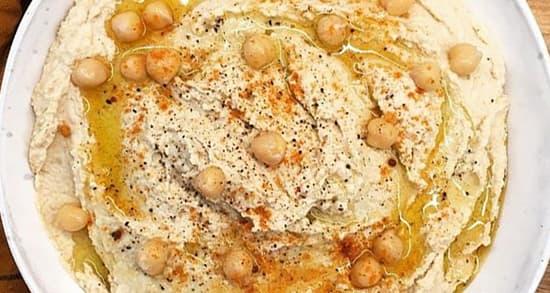 طرز تهیه هوموس با ارده , دستور پخت هوموس ترکیه و لبنان با نخود , xvc jidi i l s