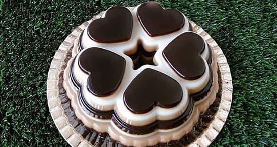 طرز تهیه پاناکوتا شکلاتی ساده و خوشمزه به صورت مرحله به مرحله