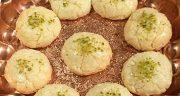 طرز تهیه شیرینی نارگیلی خوشمزه ساده و پفکی به روش بازاری و قنادی
