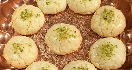 طرز تهیه شیرینی نارگیلی بدون فر , دستور شیرینی نارگیلی با پیمانه , xvc jidi advdkd khv dgd