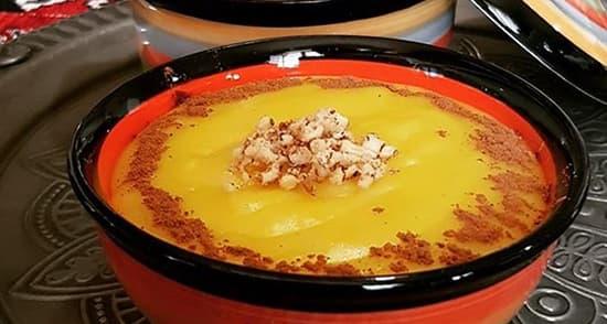 طرز تهیه کاچی سنتی با زردچوبه , دستور پخت کاچی برای زائو و بعد زایمان , xvc jidi h d