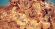 طرز تهیه سس قارچ خانگی خوشمزه و مخصوص با خامه برای انواع غذاها