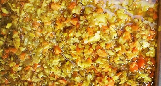 طرز تهیه ترشی لیته با رب انار و گوجه فرنگی , ترشی لیته بندری فوری , xvc jidi jvad gdji
