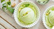 طرز تهیه بستنی طالبی خانگی خوشمزه و مجلسی یخی در منزل