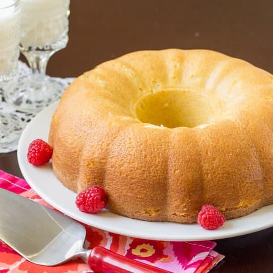 کیک شیر داغ , دستور پخت کیک شیر داغ , آموزش کیک شیر داغ