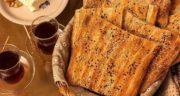 طرز تهیه نان بربری خانگی خوشمزه و پف دار به روش نانوایی در خانه