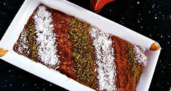 طرز تهیه شله خرمایی خوشمزه و مجلسی دسر مخصوص بوشهری