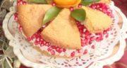 طرز تهیه کیک انار ویژه شب یلدا