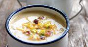 طرز تهیه سوپ سیب زمینی پخته خوشمزه