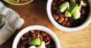 طرز تهیه خوراک تند لوبیا تمپه خوشمزه