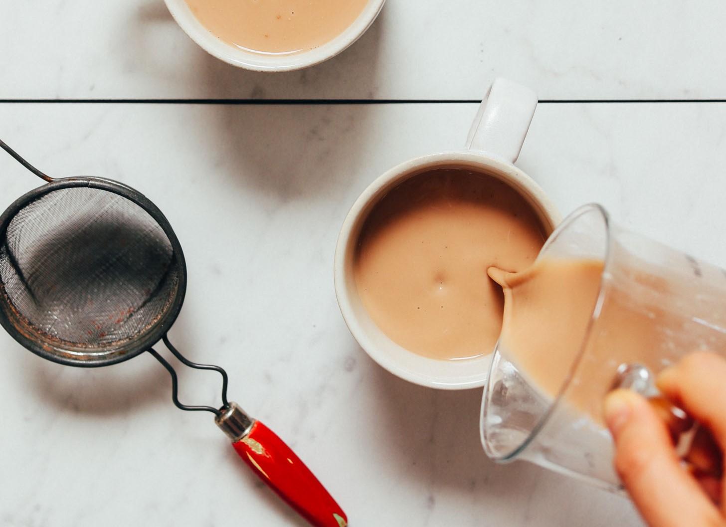 طرز تهیه با روش خانگی چای ماسالا