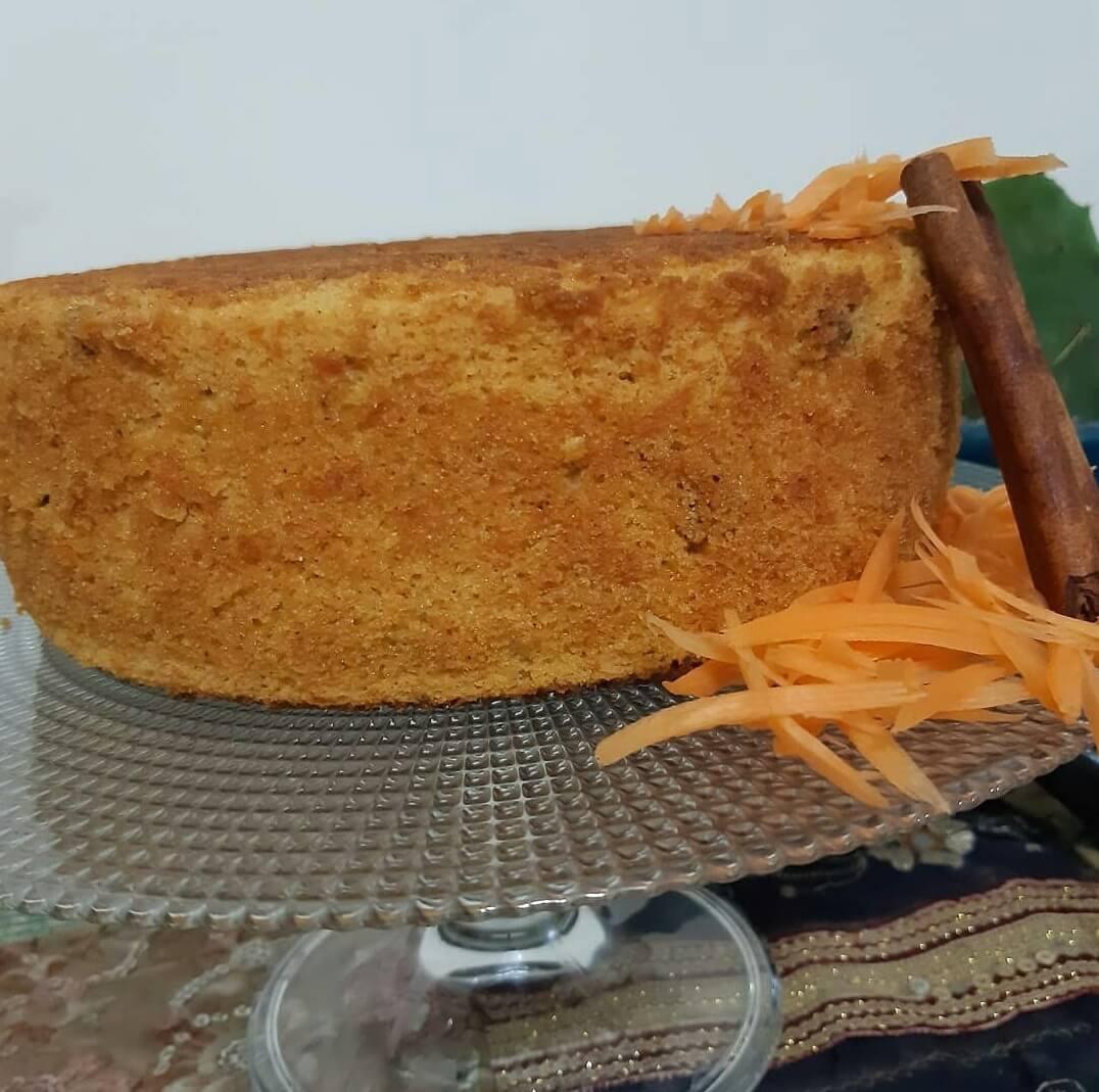 نکات پخت کیک هویج