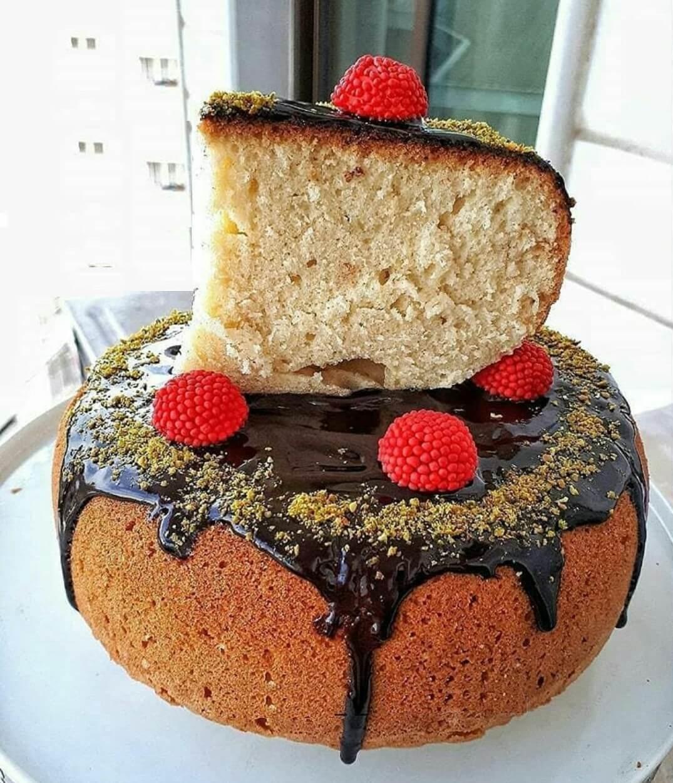 دستور پخت کیک بدون فر ساده، فوری و خوشمزه
