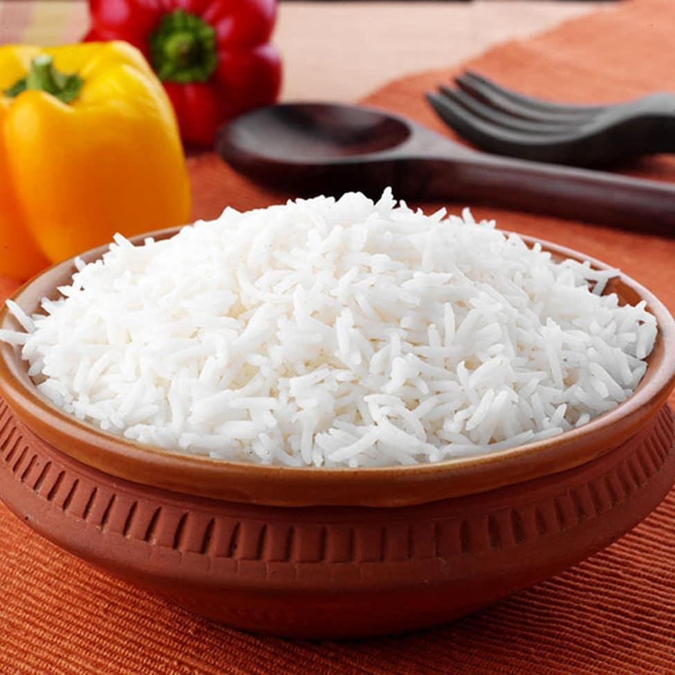 طرز تهیه برنج کته ساده به همراه فوت و فن های پخت برنج کته