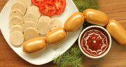 طرز تهیهسوسیسخانگی خوشمزه، سالم و ساده با گوشت و مرغ