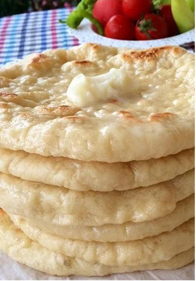 طرز تهیه نان ترتیلا خانگی با آرد ذرت و آرد گندم مرحله به مرحله