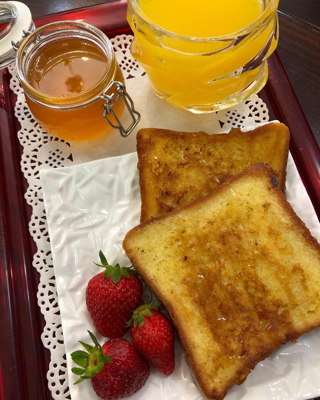 طرز تهیه فرنچ تست ساده فرانسوی خوشمزه برای صبحانه و عصرانه