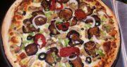طرز تهیه پیتزا سبزیجات رژیمی ساده و خوشمزه به سبک رستورانی با خمیر آماده