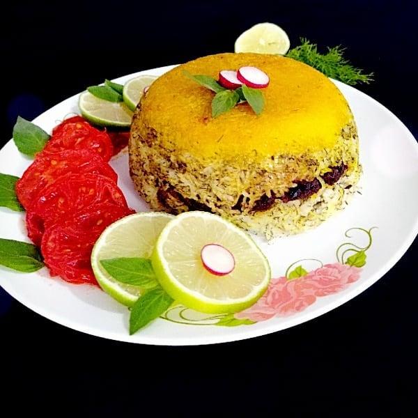 طرز تهیهکباب لاپلو یا کباب تابه ای لای برنج خوشمزه و لذیذ