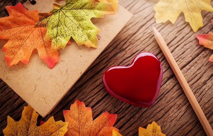 متن عاشقانه پاییز